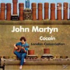 Cocain / London Conversation John Martyn, Classic Rock, Lps, Conversation, Public, London, Baseball Cards, London England