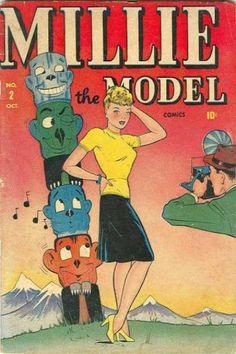 Millie the Model 2