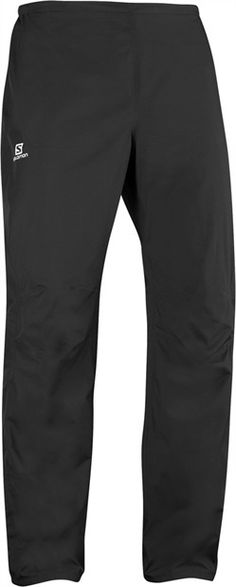 pants for running in winter- waterproof and could wear long johns underneath on cold days - pretty friggin expensive pants!