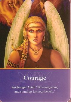 Weekly Angel Messages for September through This week I was guided to use the Archangel Oracle Cards by Doreen Virtue. For the beginning of the week we have the message, 'Courage' from A… Doreen Virtue, You Are My Moon, Angel Guidance, Spiritual Guidance, Spiritual Awakening, Oracle Tarot, Angels Among Us, Archangel Michael, Archangel Azrael