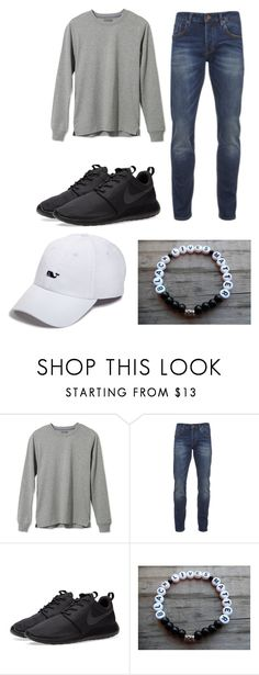 """Untitled #130"" by dariana-stoiu on Polyvore featuring L.L.Bean, Scotch & Soda, NIKE, Vineyard Vines, men's fashion and menswear"