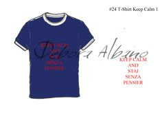 #24 T-Shirt Keep Calm1 Progetto