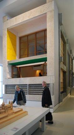 Unité d'Habitation Marseille / Le Corbusier via Plataforma Arquitectura (13)