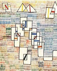 Cote de provence - (Paul Klee)                              …