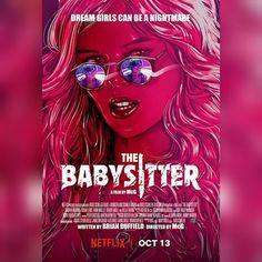 Movie review no 93  Title :- The Babysitter (2017)  Genres :- #Comedy / #Horror  Cole an introverted 12-year-old boy who is always bullied by his next-door neighbour is secretly having a crush on his gorgeous babysitter Bee. With this in mind even though Cole doesn't admit it he still needs his babysitter as Bee is above all every boy's dream-girl fantasy incarnate. However when Cole's parents leave for the weekend unforeseen revelations regarding Bee's obscure past will force the young…