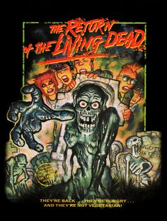 The return of the Living Dead ..it's party time