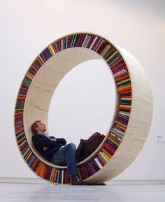Home: Design, Books, bookshelves