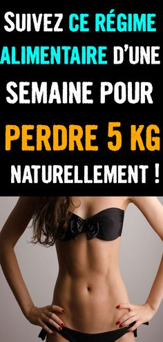 Suivez ce régime alimentaire d'une semaine pour perdre 5 kg naturellement ! #regimeuse #mincir #regime #onlacherien #regimeusemotivee #mangersain Fitness Inspiration, One Week Diet Plan, Sixpack Training, Diet Recipes, Healthy Recipes, Types Of Diabetes, Workout Pictures, Shoulder Workout, Fett