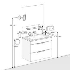 Bathroom Layout Plans, Small Bathroom Layout, Modern Bathroom, Washroom Design, Bathroom Design Luxury, Small Toilet Room, Toilette Design, Bathroom Dimensions, Bathroom Plumbing