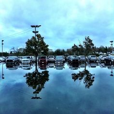 time~~ A partially submerged car dealership lot in #monmouth county #newjersey the day after #hurricane #sandy left much of coastal #newjersey water and wind damaged. @edkashi @viiphoto #viiphoto #documentary #photojournalism #photography