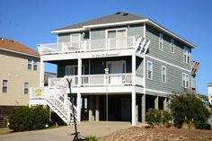 #447 Kill Devil Hills Vacation Rental offers discounted golf at Kilmarlic Golf Course (rated top 15 golf courses in NC!)