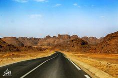 Sahara Road - ALGERIE
