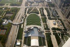 Aujourd'hui, et à l'occasion des 12 ans du lieu, je vous présente un peu plus en détail le Millennium Park de Chicago. Un lieu incontournable.