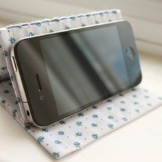 Learn how to create your very own DIY IPhone stand using objects you already have around the house, with this step by step tutorial.