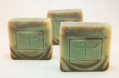 Spearmint & Anise Handcrafted Artisan Soap w/Organic Seaweed Vitamin E, Pillar Candles, Body Care, Herbalism, Essential Oils, Artisan, Soap, Organic, Natural