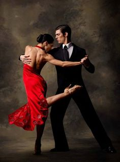 Tango.   Luv this red dress too, OMG....I luv to dance, but I have learned to Tango!!!
