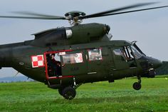 https://flic.kr/p/LKYj3f | PZL-Swidnik W-3RL Sokół / 0419 / Polish Army / EPKE Ketrzyn Wilamowo- Mazury Airshow 2016