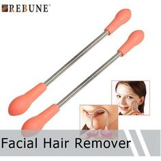 Appliance Type: Epilator, Facial Hair Remover Epistick Remover Stick Material: stainless steel coil spring and plastic handles Brand Name: REBUNE Use: Face, Body Size: length Power Type: Battery Use: Face & Body hair remover Modern Leather Sofa, Leather Sofa Set, Bedroom Furniture Sets, Furniture Design, Living Room Sofa, Facial Hair, Hair Removal, Removal Tool, Designer