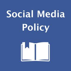 You've got to see this site!  Over 100 different social media policies from big companies.  Now everyone knows where to start and what to do!   http://socialmediagovernance.com/policies.php