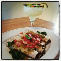 Vegan Lentil Enchiladas  Recipe on my blog http://vegangypsy.blogspot.com
