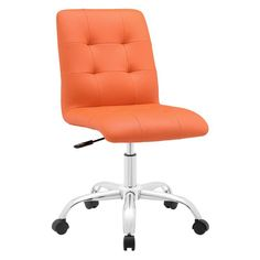 Modway Prim Mid-Back Office Chair Gray - EEI-1533-GRY