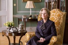 """The Iron Lady"" 