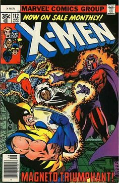 Uncanny X-Men # 112 by George Perez & Bob Layton