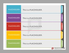 Do you know our Index Tabs for PowerPoint? These templates are ...