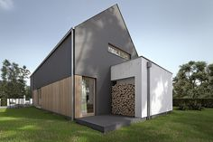 modern house in Tulce