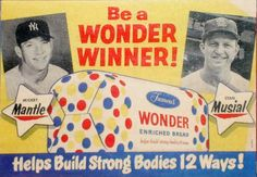 stan musial in ads - Mozilla Yahoo Image Search Results Vintage Ephemera, Vintage Ads, Vintage Food, Vintage Metal, Baseball Players, Baseball Cards, Baseball Jerseys, Sports Advertising, Old Commercials