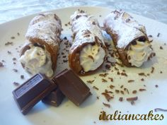 Italian Cannoli from Sicily recipe and video tutorial