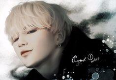 Min Yoongi (Fanart)