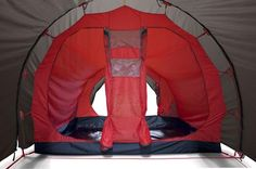 Motorcycle tent MotoTent v2- two exits space for two people and all the gear
