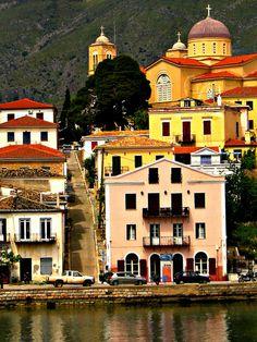GREECE CHANNEL | Galaxidi, Greece