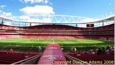 Home Of Arsenal Football Club     ..........  I just wanted to let you know that I have released a book about camping 10 nights at an Apple Store called Bin There Done That.     www.robshoesmith.com and @shoesmith81 on twitter for more details.