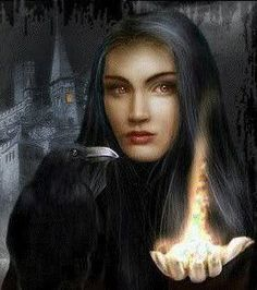 Branwen ~ Manx/Welsh Goddess of love and fertility