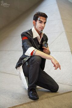 Handsome Jack - Borderlands 2 Cosplay by Zacloudseth