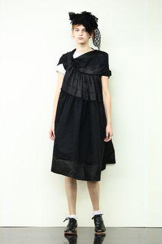 Trico Come des Garcons (tricot COMME des GARÇONS) Spring / Summer Collection 2014 Gallery 21