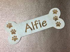 Dog sign personalised dog sign kennel sign dog in memorial