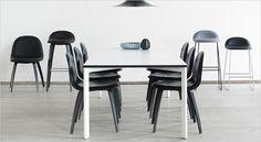 Y conference table. Mødebord, spisebord, dining table