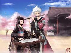 Toshiro & Karin