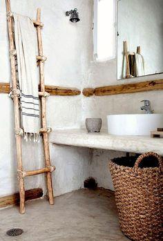 24 ideas para decorar con cestos de fibras naturales | Bohemian and Chic