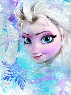 Frozen, The Little Mermaid and More Official Disney Posters on Sale Until 'Stroke of Midnight' – /Film Elsa Frozen, Frozen Disney, Disney Love, Disney Art, Walt Disney, Frozen Wallpaper, Disney Wallpaper, Snow Queen, Disney Films