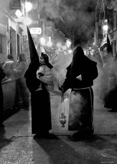 Semana Santa en Cabra de Córdoba Andalucía ESPAÑA