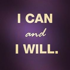 Channel your willpower!