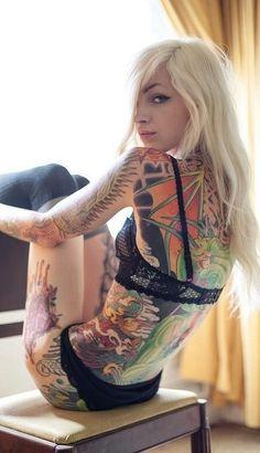 Color dream girl