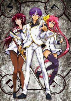 65 Best Seiken Tsukai No World Break Images World Anime