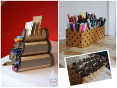 Nevyhazujte ruličky od toaletního papíru! Proč? Budou se vám ještě ve vaší domácnosti hodit! Dají se z nich vytvořit krásné a užitečné věci! Kreativní myšlení opravdu nezná hranic!! V dnešním článku vám ukážeme 11 těch nejlepších kreativních nápadů jak využítruličky od toaletního papíru! 1) 2) 3) 4) 5) 6) 7) 8) 9) 10) 11) 12) Shoe Rack, Organization, Children, Fun, Getting Organized, Young Children, Organisation, Boys, Shoe Racks