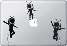 The TV Head Men - Vinyl Laptop or Macbook Decal by Yadda-Yadda Design Co., http://www.amazon.com/dp/B004YISBW8/ref=cm_sw_r_pi_dp_1YZSrb1Q02KKN