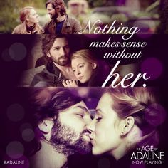 Blake Lively and Michiel Huisman make us believe in love in The Age of Adaline. Tickets: lions.gt/adalinetix